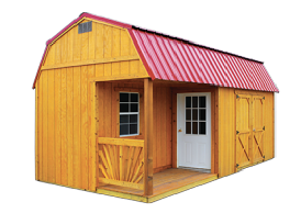 Old Hickory Sheds ~ Siding Options